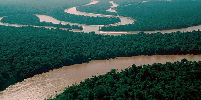 Ро негро река приток амазонки
