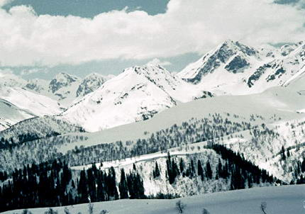 Кавказ Северный Кавказ