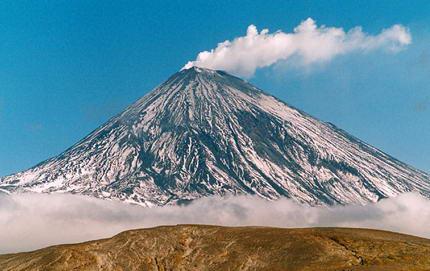 Извержение вулкана в россии доклад 1071