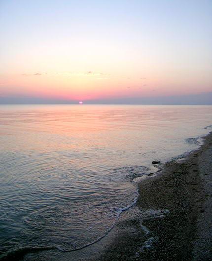море Азовское море