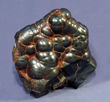 Железная руда это полезное ископаемое