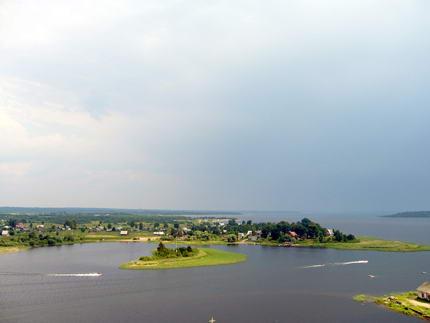Волга. Река Волга