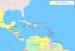 Доминиканская Республика на карте