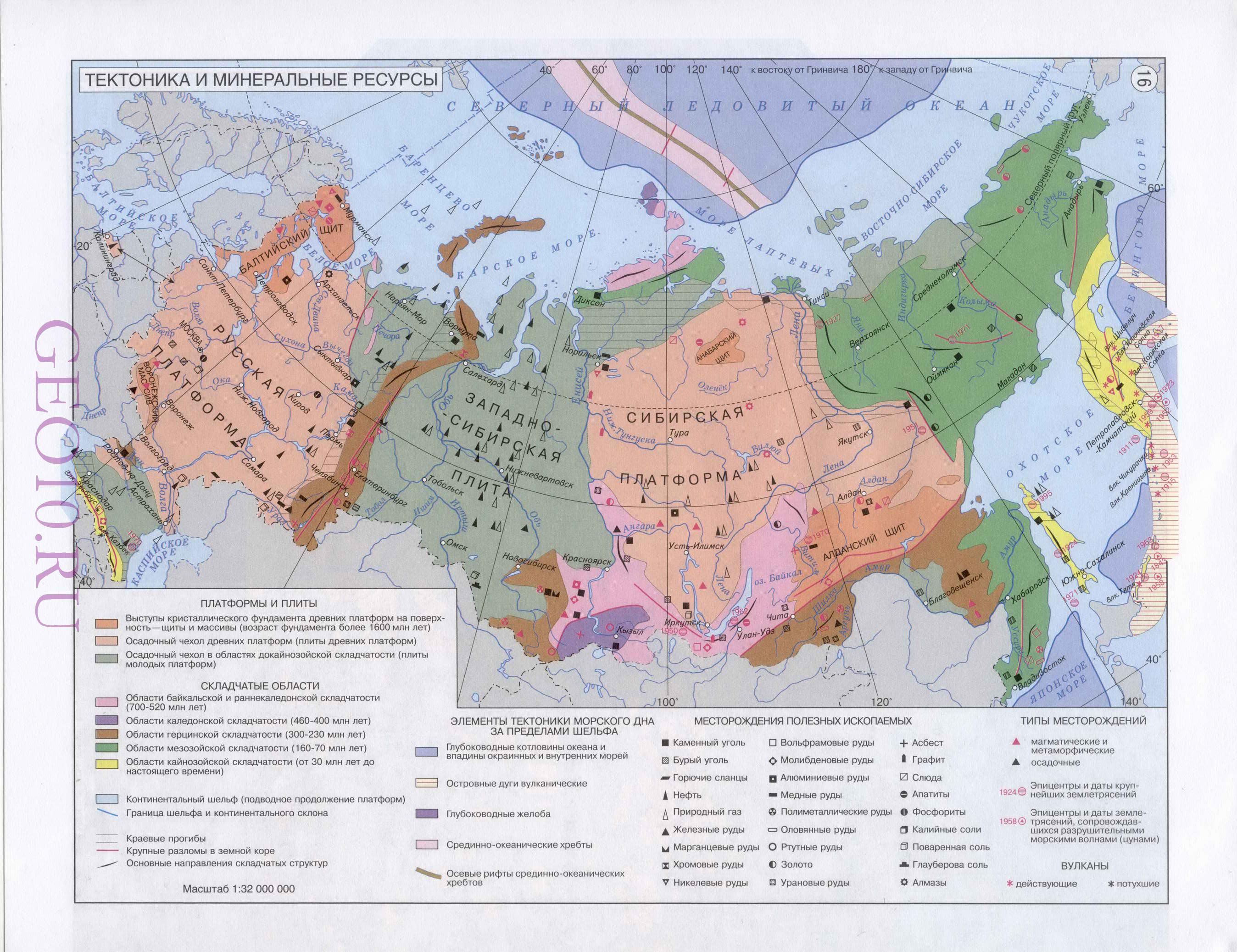 Доклад по географии минеральные ресурсы россии 5508