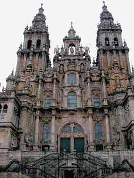 Собор Святого Иакова в Испании