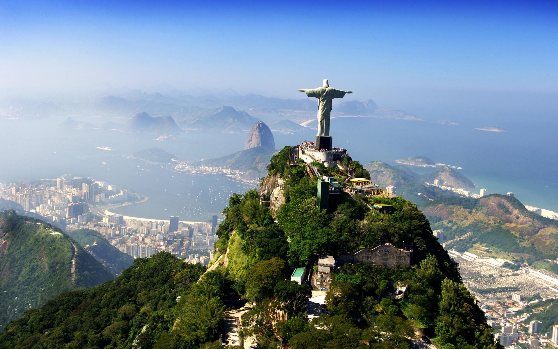 Рио де жанейро фото статуя