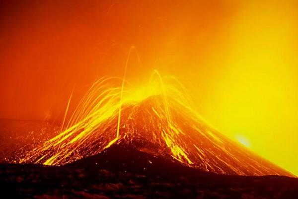 Реферат вулканы и вулканизм 8469
