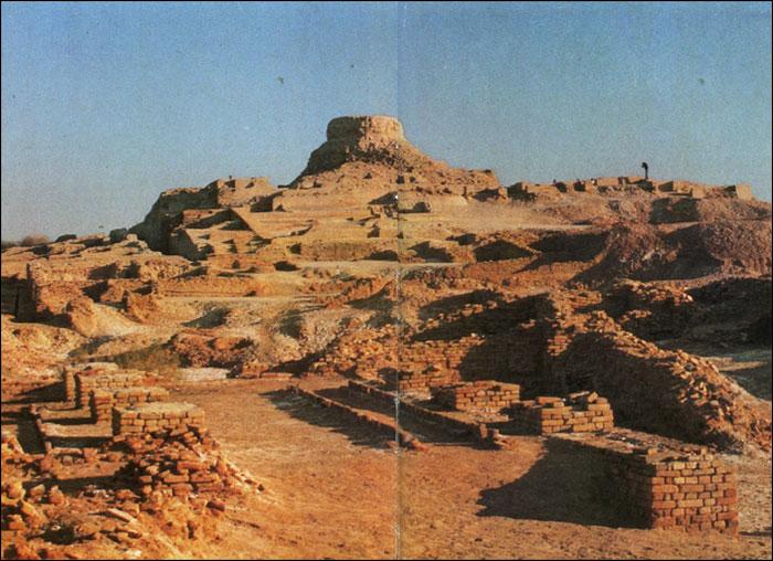 Древние города — Хараппа, Лотхал и Мохенджо-Даро