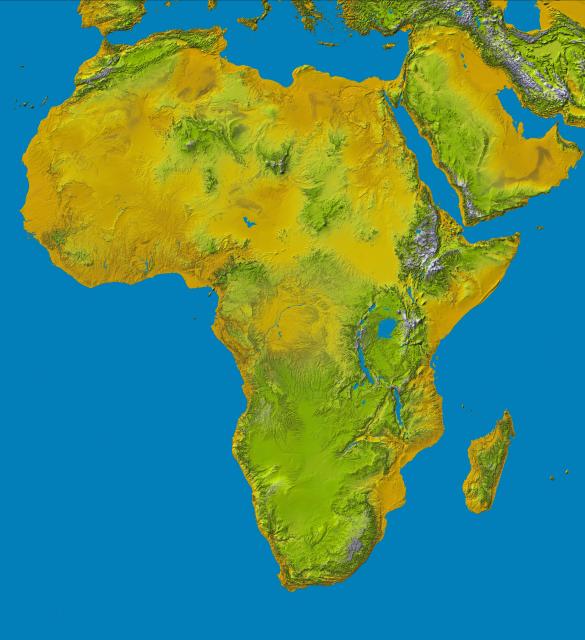 Реферат на тему тропическая африка 7999