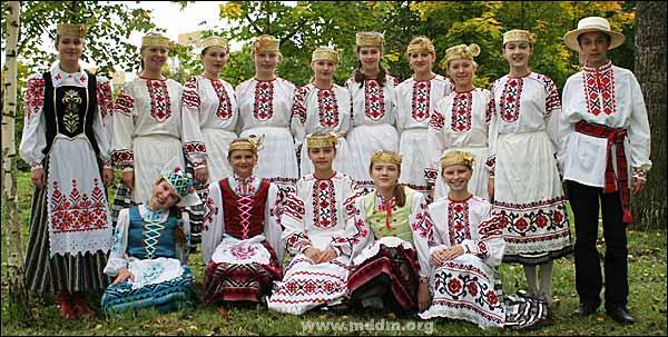 Наука и культура белоруссии