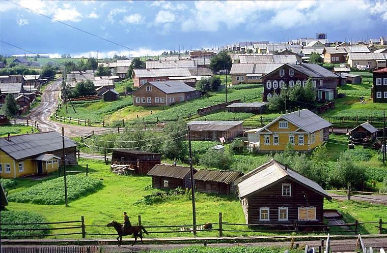 Различие городских и сельских поселений