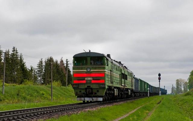 транспорт Железнодорожный транспорт