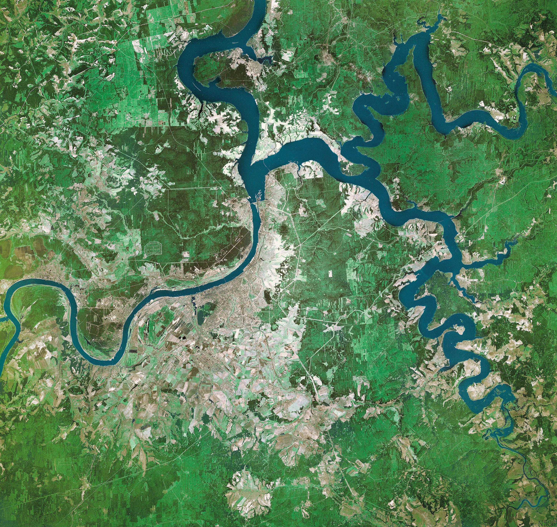 Урал река