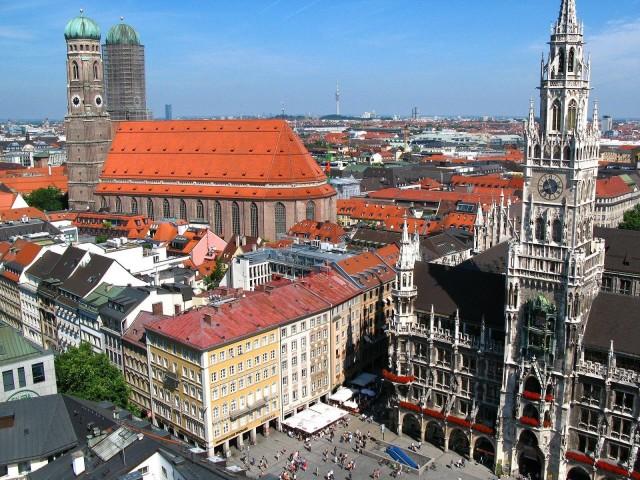 герб города мюнхен: