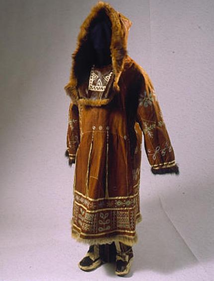 головной убор коряцкого шамана нынче