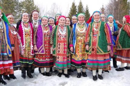 Доклад народы россии удмурты 135