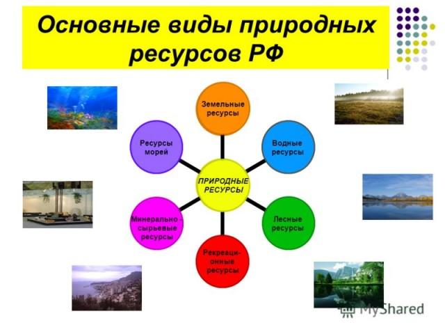 Схема виды природных ресурсов фото 31