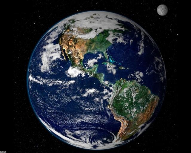 planeta Zemlya 640x512 Самые интересные факты о нашей планете, о которых вы не знали раньше