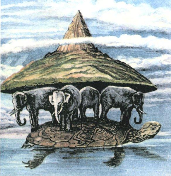 Доклад представление древних людей о вселенной 8113