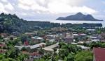 Виктория- столица Сейшельских островов
