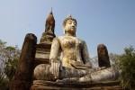 «Шагающий Будда» из Сукотая