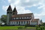 Бенедиктианский монастырь на острове Райхенау