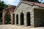 Фракийская гробница в городе Казанлык