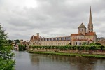 Церковь Сен-Савен-сюр-Гартан в аббатстве Сен-Савен