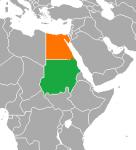 Нильский регион (Египет и Судан)