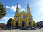 Церкви на островах Чилоэ