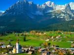Альпийские страны