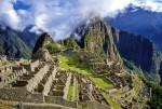 Руины города Мачу-Пикчу