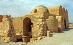 Древняя резиденция халифов Кусейр-Амра