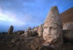 Археологические находки на горе Немрут-Даг