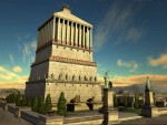 Как был построен мавзолей в Галикарнасе?