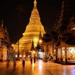 Где находится золотая пагода?