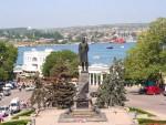 Севастополь площадь Нахимова,