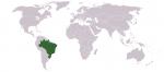 Какая страна в Южной Америке самая крупная?