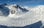 Где можно увидеть ледник Алеч?