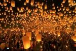 Как появился праздник фонарей?