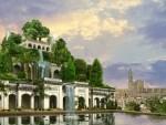 Когда появились висячие сады Семирамиды?