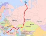Где проходят границы Европы?