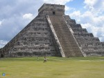 Кто построил пирамиду в Чичен-Ица?