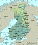 Почему Финляндию называют «страной тысячи озёр«?
