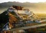 Какой дворец можно увидеть в Тибете?