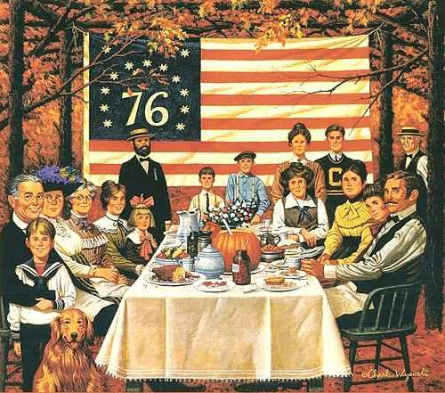 Праздники день благодарения