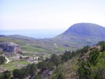 Бабуган-яйла и гора Роман-Кош