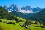 Высочайшие горы Европы