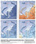 Температурный режим Карского моря